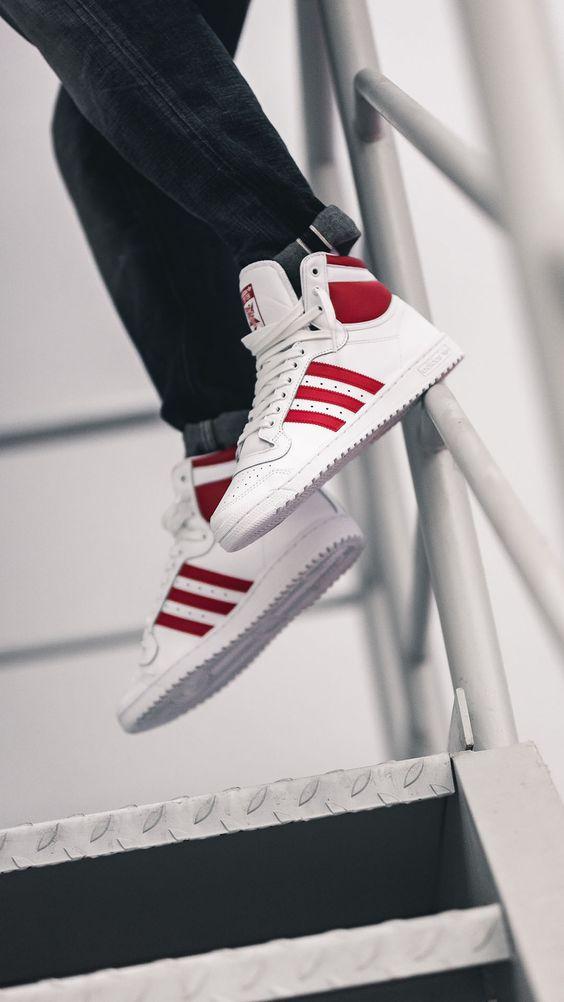 Adidas Metro Attitude Sneakers Shoes Men Size 10 Vintage