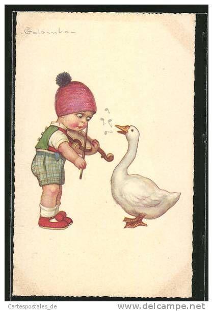Postcards > Topics > Illustrators & photographers > Illustrators - Signed > Colombo, E. - Delcampe.net
