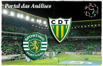 Portal das Análises: Sporting travado em casa pelo Tondela (2-2)