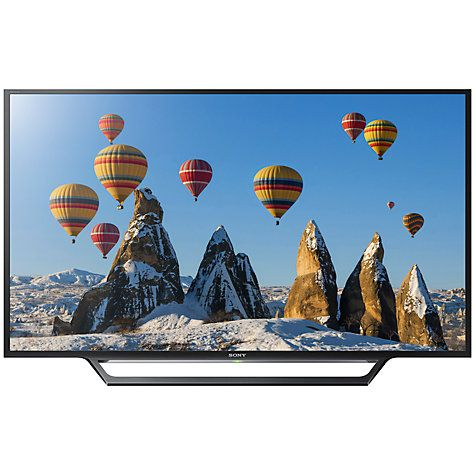 """Buy Sony Bravia 32WD603BU LED HD Ready 720p Smart TV, 32"""" with Freeview HD, Built-In Wi-Fi & Cable Management System Online at johnlewis.com"""