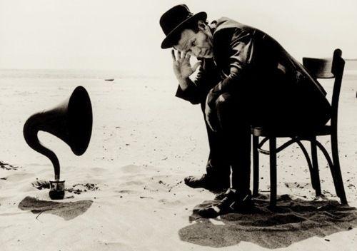 """I guess I like beautiful melodies telling me terrible things."" -Tom Waits:"