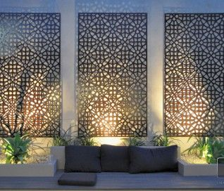 ideas about Outdoor Wall Art on Pinterest Metal