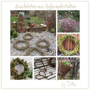 Gartendeko Basteln Naturmaterialien sdatec.com