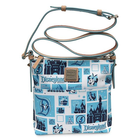 Disneyland Diamond Celebration Letter Carrier Bag by Dooney - celebration letter