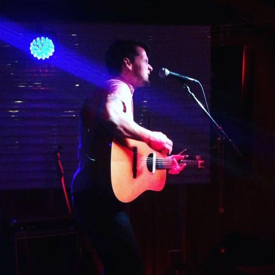 Matt Hires, Grizzly Goat & John Allred performed on Monday at Kilby Court