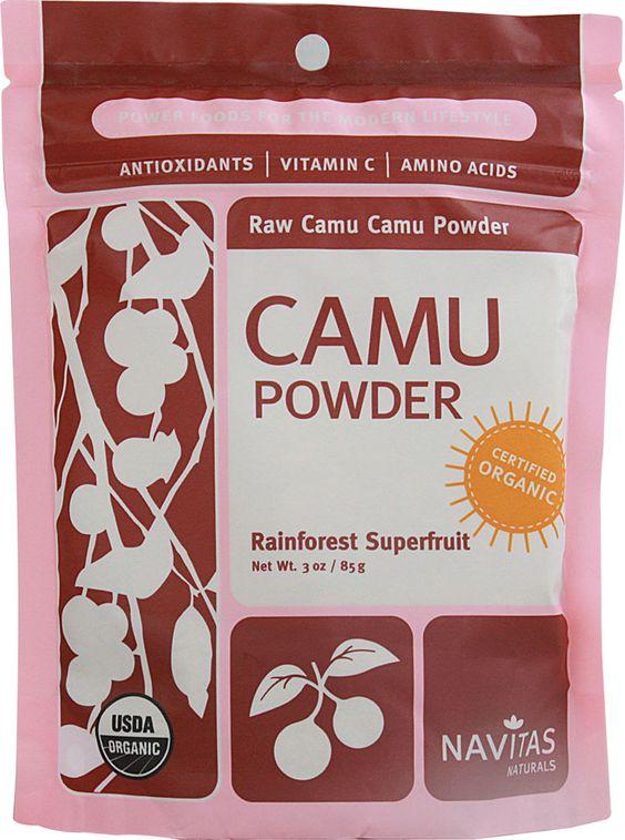 Navitas Naturals Camu Camu Powder Certified Organic