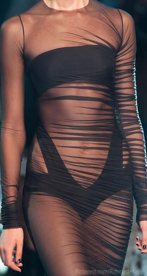 For that special Poolside Black tie Event!   Alexandre Vauthier Haute Couture | F/W 2013