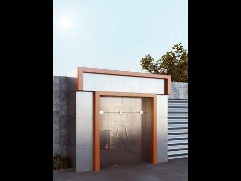 كلادينج ستراكشر واجهات محلات كلادينج يفط محلات ايتال بوند الكوبون Building Facade Outdoor Decor Decor