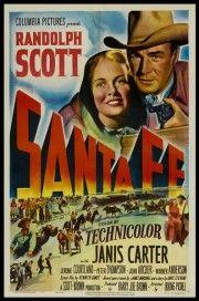 Affiche La Bagarre de Santa Fe