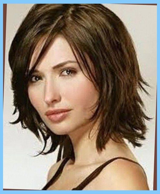26 Best Short Haircuts For Long Face Popular Haircuts In Short ...