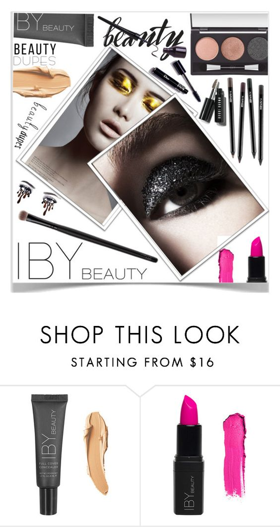 """~~ IBY Beauty Sponsored Contest ♥"" by av-anul ❤ liked on Polyvore featuring beauty, topset, avanul and IBYbeauty"