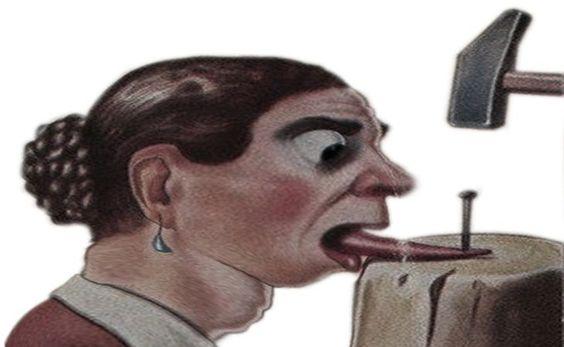 اللغة كالصور الاستعارية لا تكشف عن الواقع بل بالعكس تزيد من تعقيداته، اشبه بالزجاج الفني لا يجعلك ترى الكثير من خلاله، بل يبقيك ملهي ومشغول برسوماته: