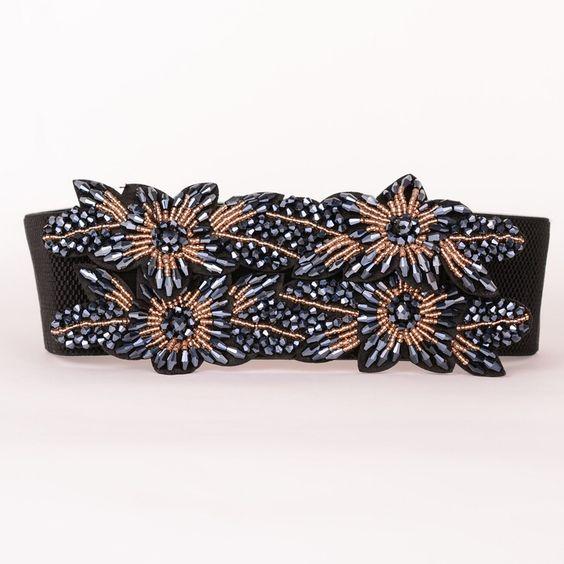 Dreamlan Cummerbunds Retro Vintage Luxury Belts for Women fajas cinture femme Wholesale cinture femme elastic belts for women