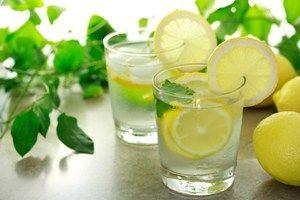 Menurunkan Berat Badan Dengan Lemon Dan Timun: