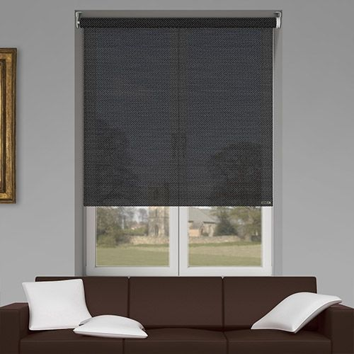 Controliss Visio Lux Galaxy Battery Powered Roller Blind Home Homedecor Interiordesign Decor Rollerblinds Createyourh Roller Blinds Budget Blinds Blinds