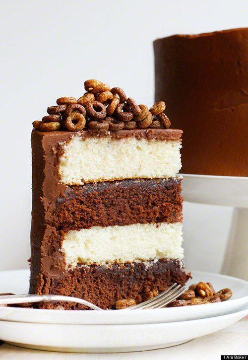 Cheerios Cake ♥