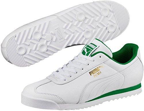 PUMA Roma Classic Sneaker, Puma White