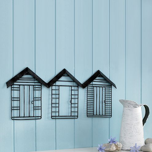 d co murale ambiance marine d co bord de mer pinterest blog et d co. Black Bedroom Furniture Sets. Home Design Ideas