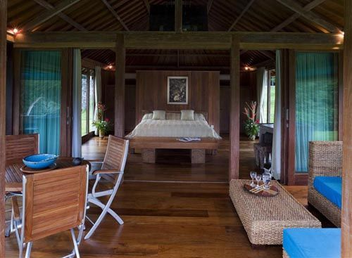 Lavish Interior Design Of House In Bali Guest Bedroom Ideas ...