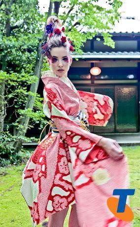 Kelsey Kimono