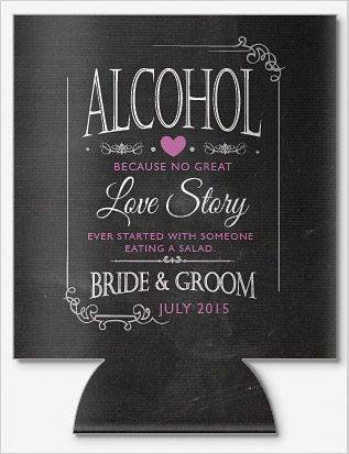 23 Most Creative Wedding Favor Koozies Ideas For Your Party Summer Weddings Favors And