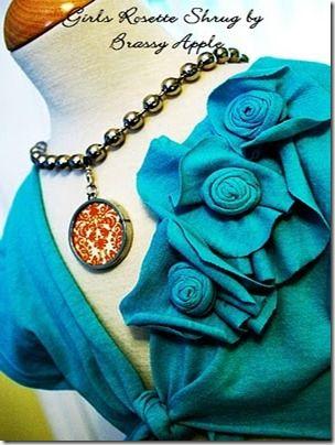 rosette crafts