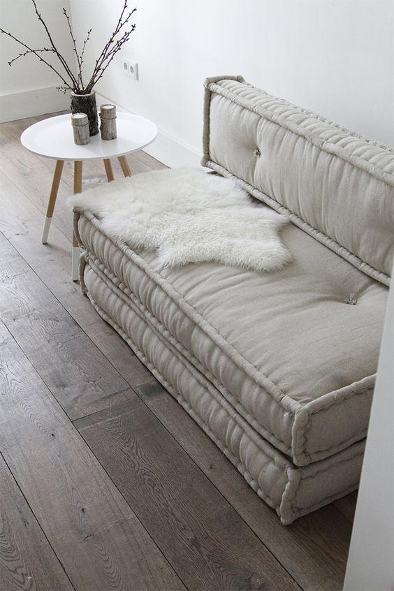 mattress sofa: