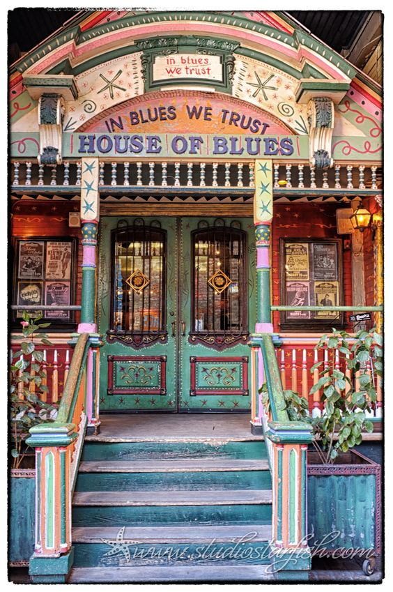 House of Blues, New Orleans