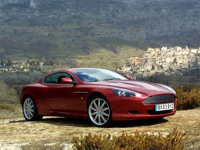 Aston Martin DB9  Rich Wallpapers