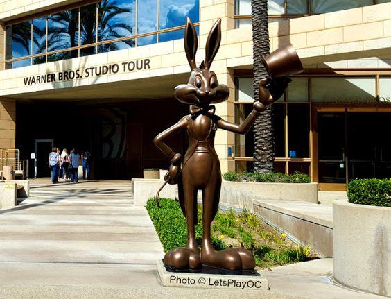 Warner Bros. Studio Tour Hollywood in Burbank, California
