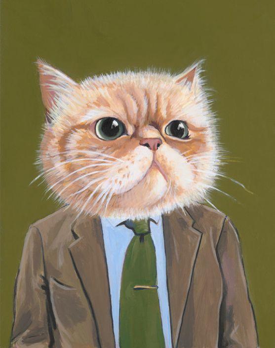 Harold, part-time used car salesman, part-time science fiction aficionado.