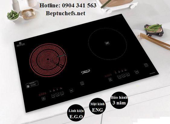 Bếp điện từ Chefs EH MIX2000A dùng có tốt không