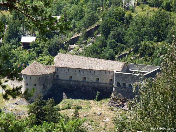 Colmars des Alpes, Alpes de Haute-Provence, dept 04.