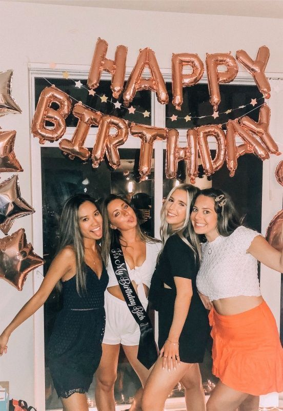 Pinterest Katherinebillit Cute Birthday Pictures Birthday Party For Teens Birthday Captions