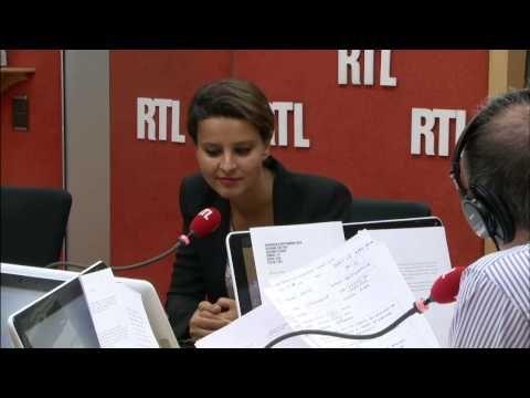 Politique - Najat Vallaud-Belkacem face aux auditeurs de RTL - http://pouvoirpolitique.com/najat-vallaud-belkacem-face-aux-auditeurs-de-rtl/
