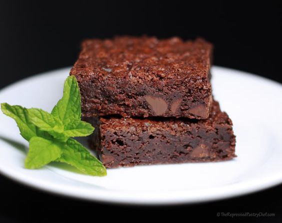 Outrageous Brownies | Brownies & Bars | Pinterest | Brownies, Powdered ...