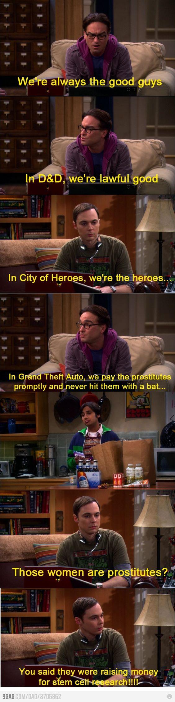 Just Sheldon Cooper