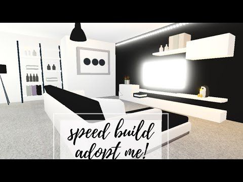 Donut Shop Adopt Me Speed Build Youtube In 2020 Dorm