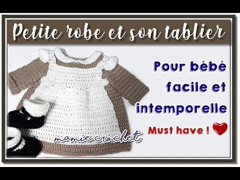 Mamie Crochet Youtube Youtube Comment Faire Une Robe Robe Au