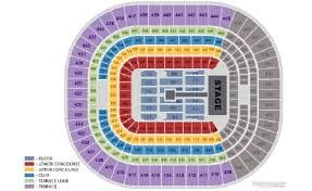 This is the seating chart for the Where We Are Tour at Edward Jones Dome in St. Louis. I'm in section 141, comment if you're going! :) x