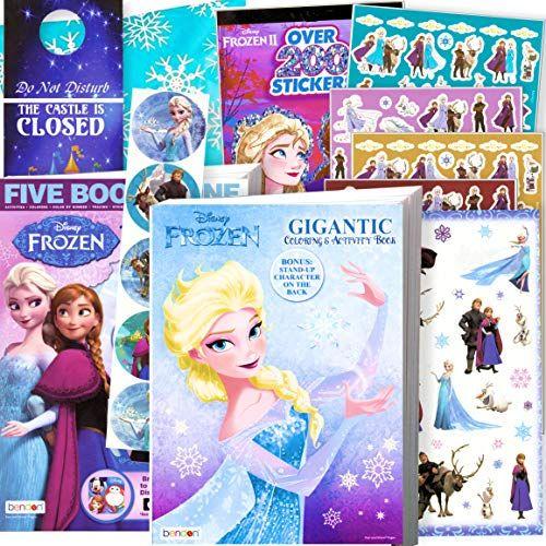 Disney Coloring Book And Stickers Gift Set Bundle Inclu Https Www Amazon Com Dp B07vwk6py1 Ref Cm Sw R Pi Dp Disney Sticker Gift Stickers Coloring Books