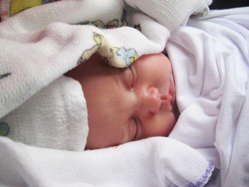 Seis semanas de vida: pouco sono, muitoaprendizado