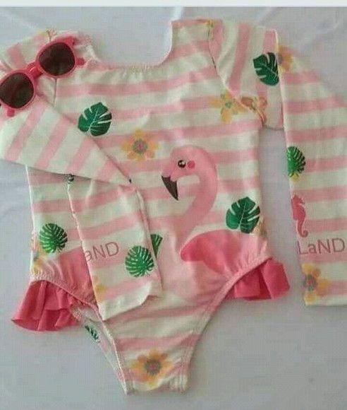 Compre Maio Flamingo Com Protecao Uv 50 No Elo7 Por R 85 90 Com