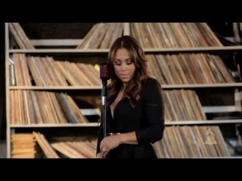"Tamia ReImagining Patsy Cline's ""Crazy"" - YouTube"