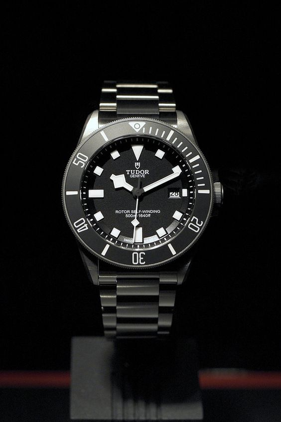 Tudor pelagos equipped with the world 39 s most advanced - Tudor dive watch price ...