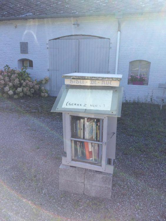 Boîte à livres Seloignes