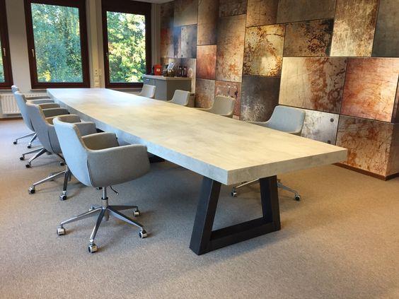 Spreektafel Boardroomtable Tafel Vergadertafel