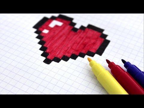 Resultat De Recherche D Images Pour Pixel Art Facile Kawaii Diamant Pixel Art Pixel Art Facile Art Facile