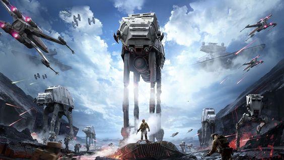 ZZZGamesBR: Análise do Star Wars Battlefront