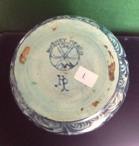 Bushey Heath Pottery Vase William De Morgan Pottery Vase Pottery Vase